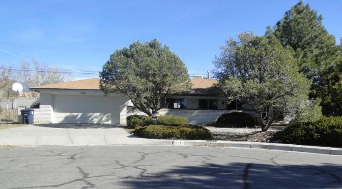 8249 Evangeline Ct Albuquerque, NM